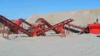 砂石生产线运作前熟知机器运作的标准流程
